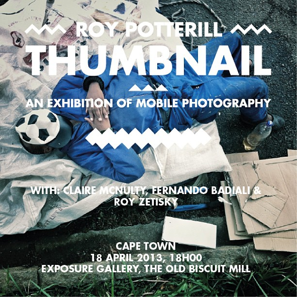 Aweh Ou Kaapies, reminder to come check out my Cape Town THUMBNAIL exhibition tomorrow night at the Old Biscuit Mill / Exposure Gallery from 6pm   (at The Old Biscuit Mill)