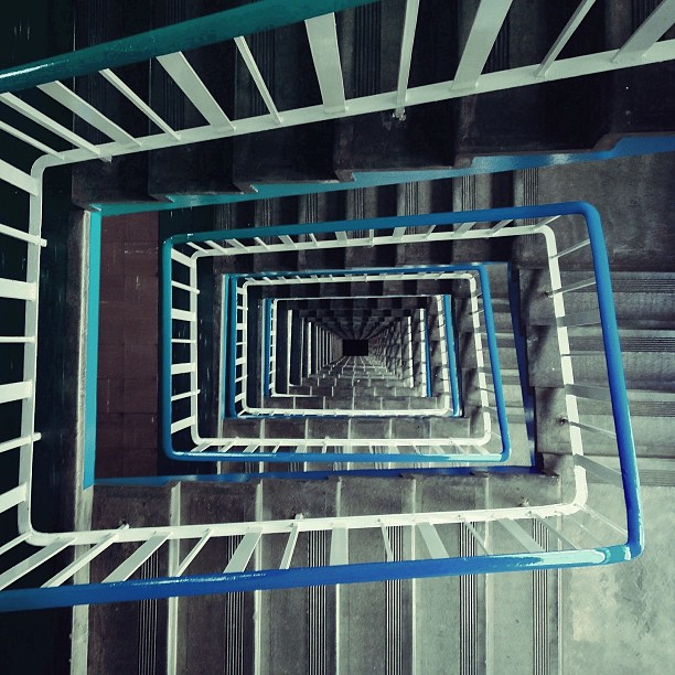 Stairwell  (at Berea Centre)