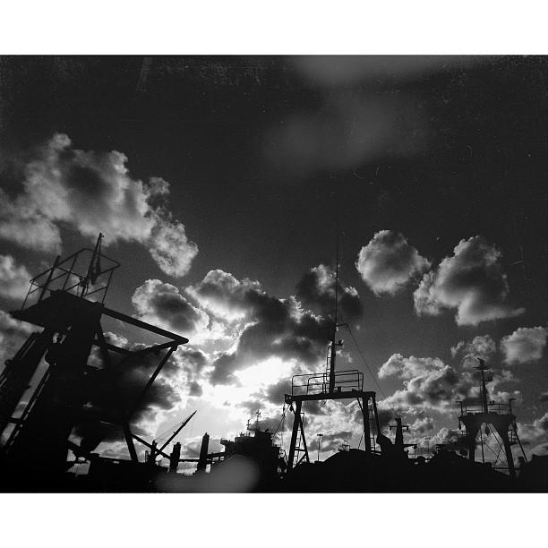 Battle Ships | #durban #igersdurban  (at Durban Harbour)