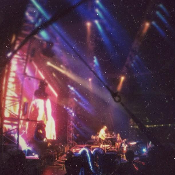 Back stage @linkinpark last night   #whpbluronpurpose #linkinparkjhb #linkinpark (at Soccer City\FNB Stadium)