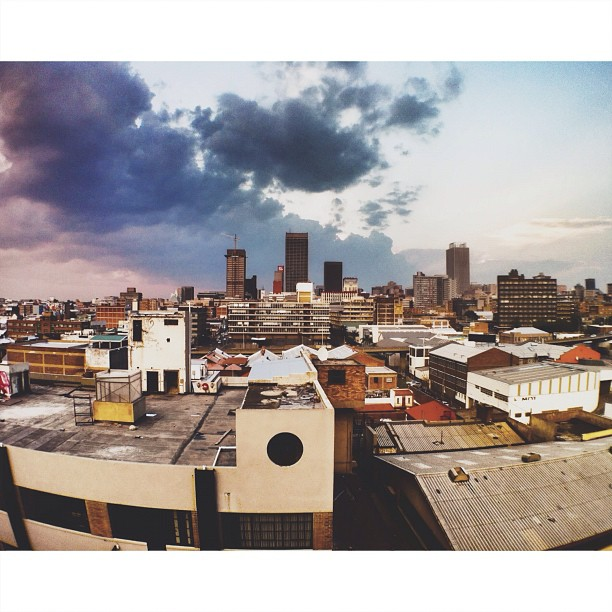 Jozi Town | #iartjoburg #bombjozi #igersjozi #instawalkjhb  (Taken with  Instagram  at The Maboneng Precinct)
