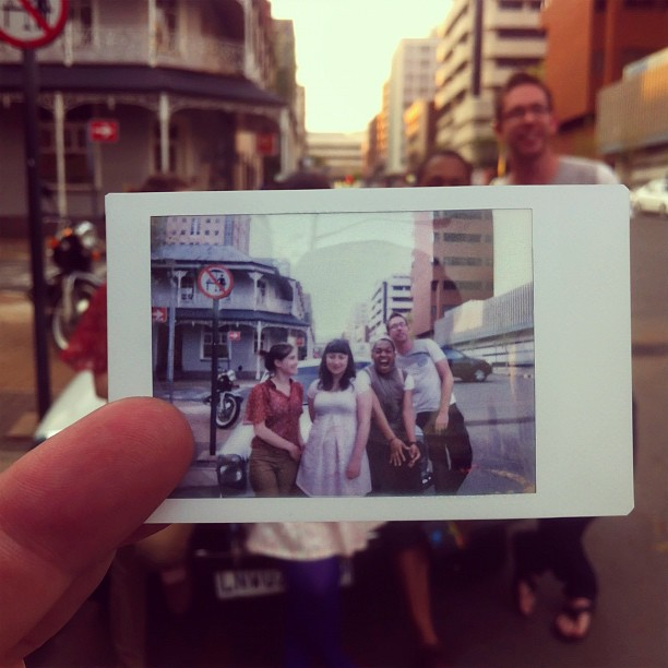 End of week hang with the gang at Juta | #instax (Taken with  Instagram  at 70 Juta Street)