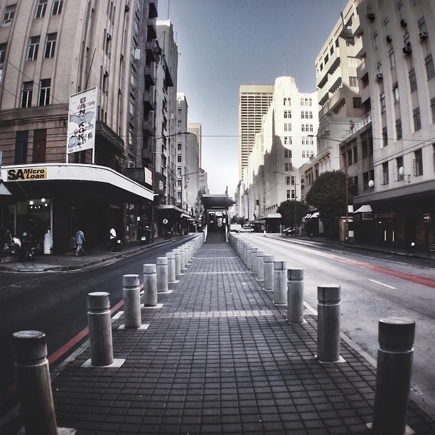 Divided in two (Taken with  Instagram  at Johannesburg CBD)