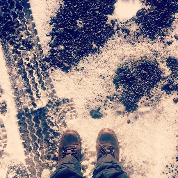 #fromwhereistand (Taken with  Instagram  at Turoa Skifield)