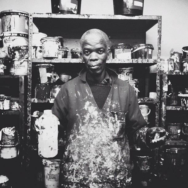 Ink Master (Taken with  Instagram  at Johannesburg)