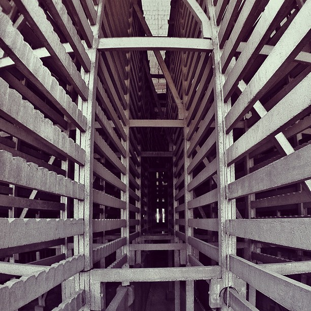 Crossfire  (Taken with  Instagram  at Orlando Power Station (Towers))
