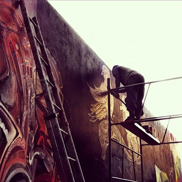 #cityofgold #soloone #hacone #rekso #okuda  (Taken with  Instagram  at Braamfontein)