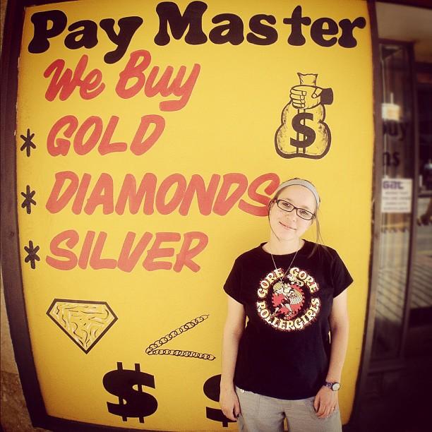Pay Master @samsin22 #instawalkjhb  (Taken with  instagram )