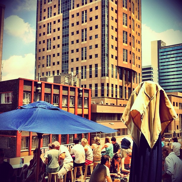 Beautiful day in the city of gold! (Taken with  Instagram  at Neighbourgoods Market)