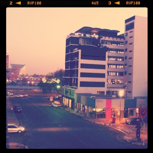 Juta, my life. (Taken with  Instagram  at 70 Juta Street)