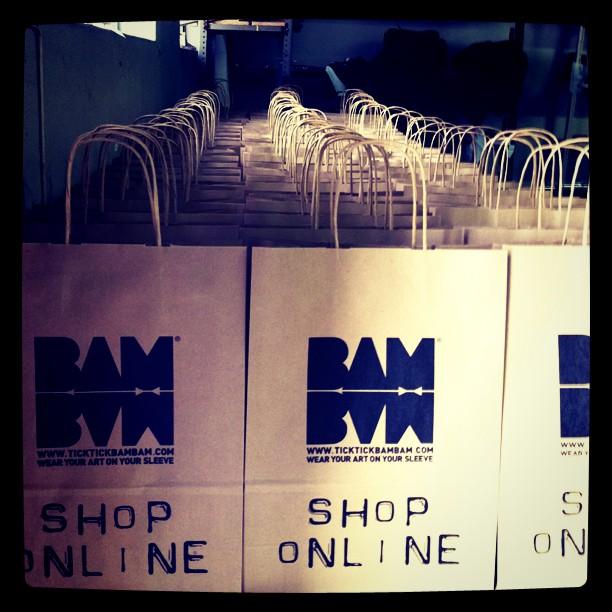 Shop Online:  www.ticktickbambam.com  (Taken with  instagram )