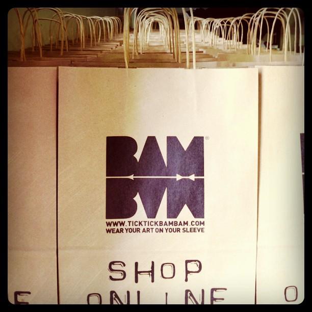 #bambam (Taken with  Instagram  at Bam Bam Creative Studio)