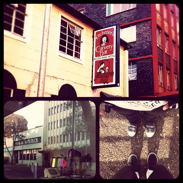 #fromwhereistand (Taken with  Instagram  at 70 Juta Street)