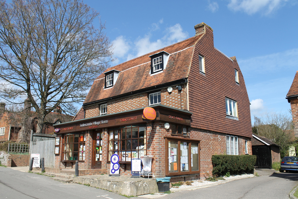 Sedlescombe village Post Office