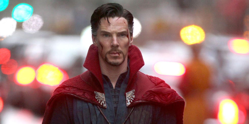 Doctor Strange is the cinematic equivalent of 'did I leave the stove on?'