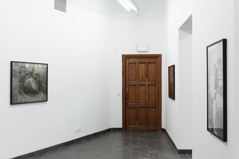 Comment on a refusal, Graduation exhibition, School of Arts, Ghent, 2018