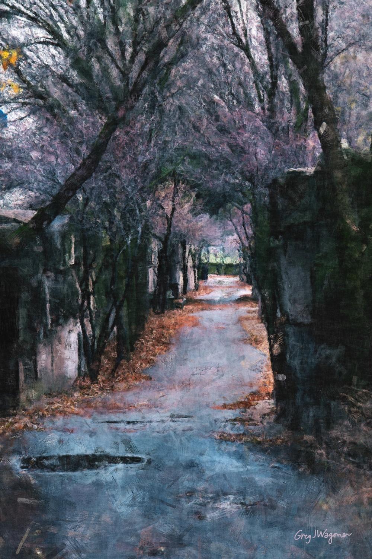 River Promenade in November