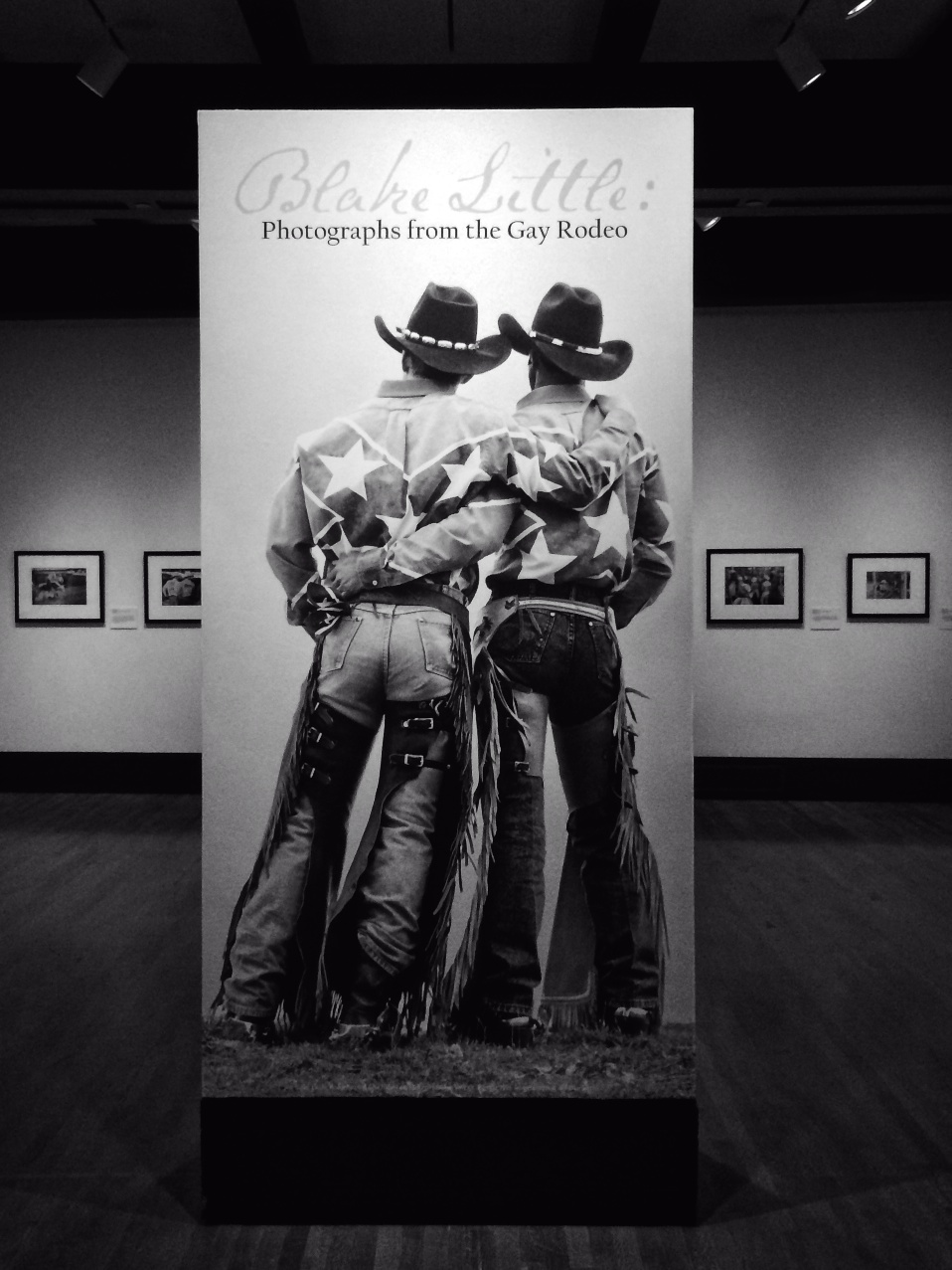 Blake Little: Gay Rodeo Photo Exhibit