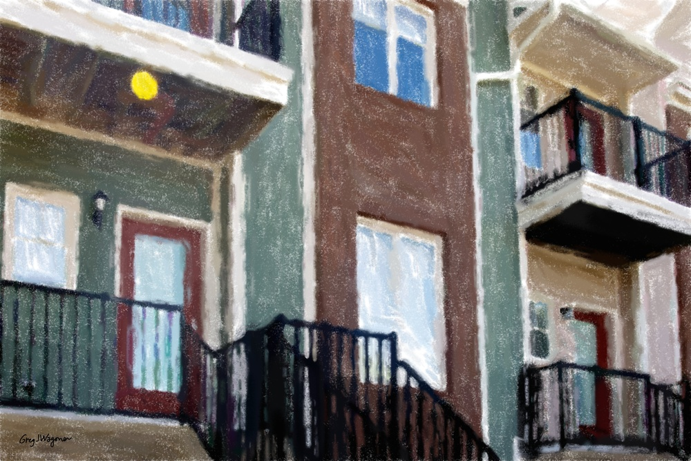 Click the photo to see a larger version or to check out my other wall art.