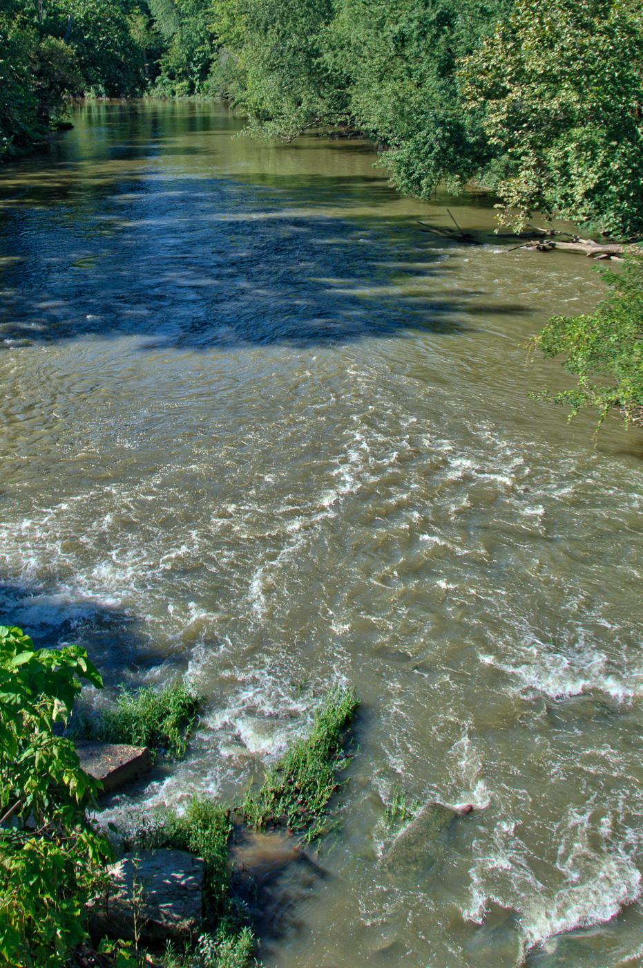 More rapids.