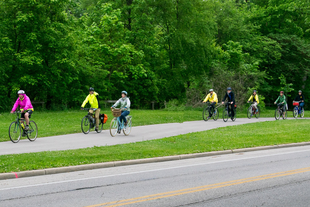 Another Bike Tour Group
