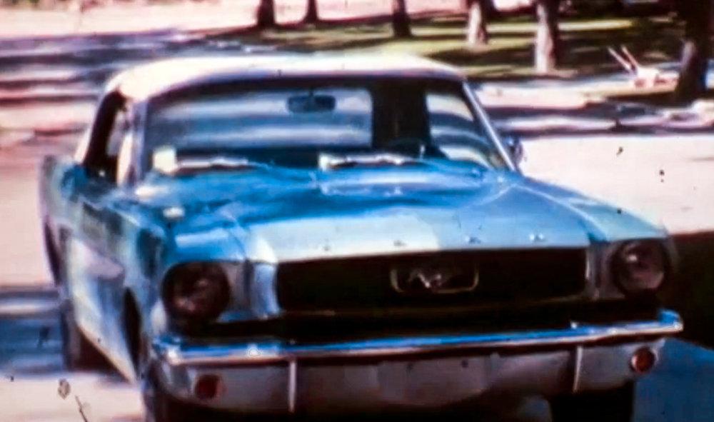 My 1967 Mustang Convertible