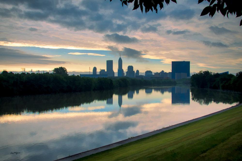 Click  here  to see this and more of my work from White River State Park and Indianapolis.