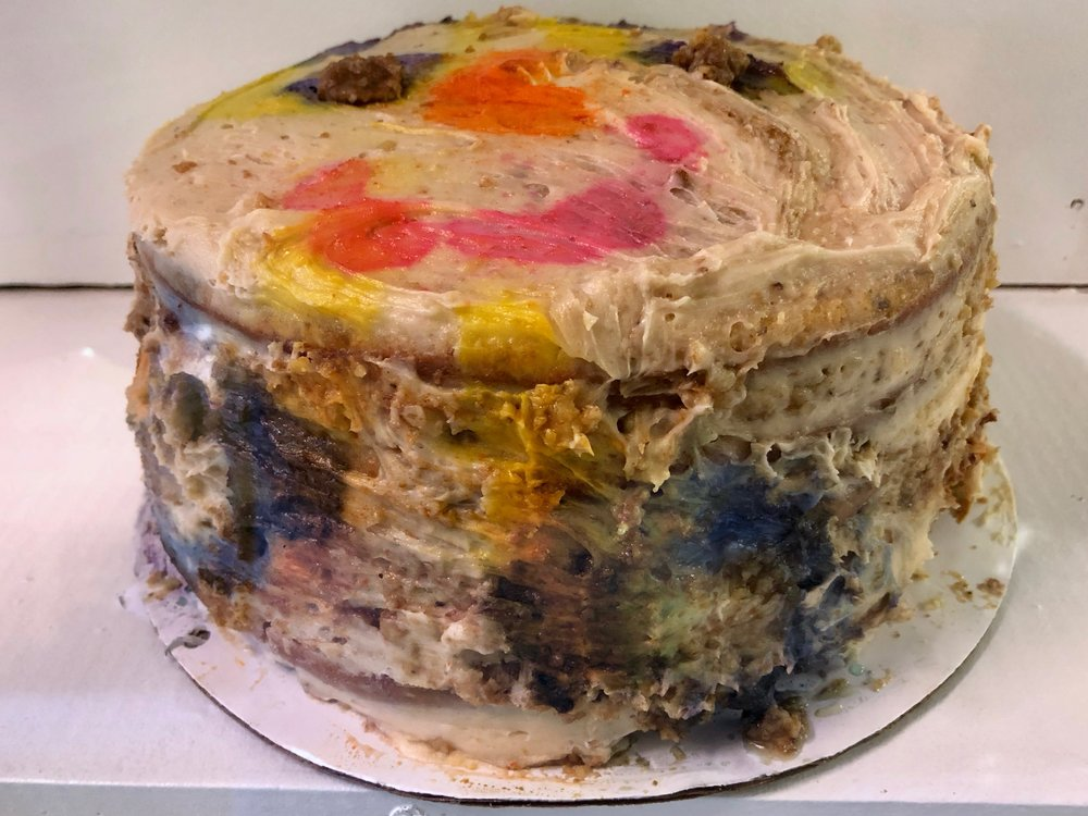 Ugly Cake Contest