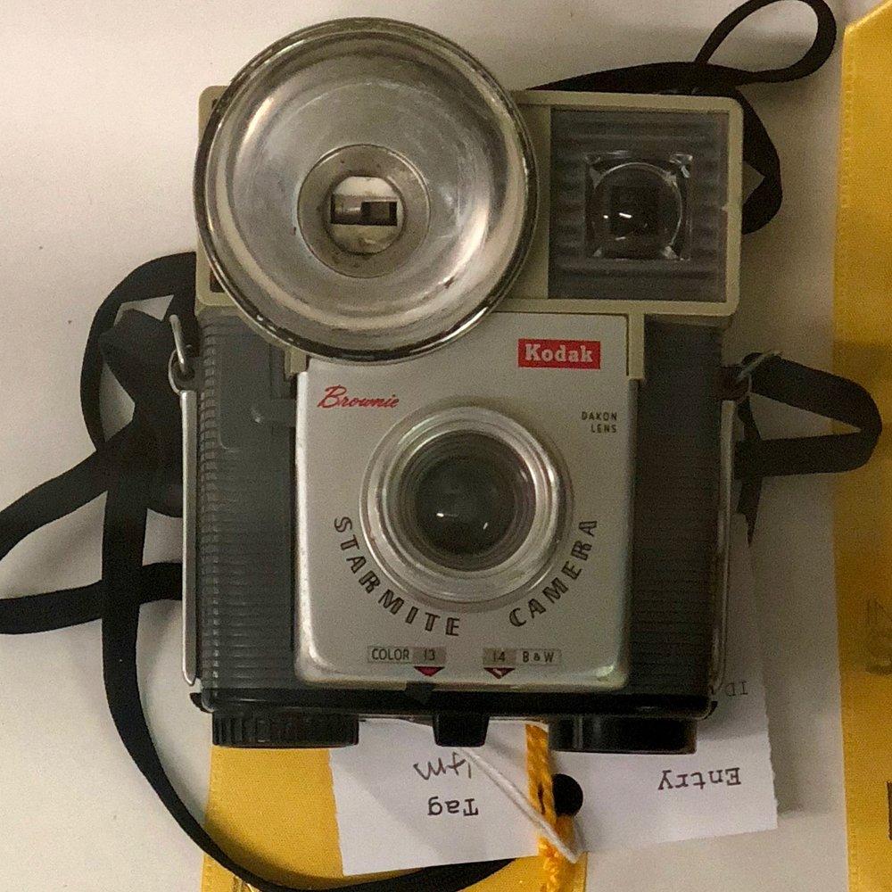 A Brownie Camera!