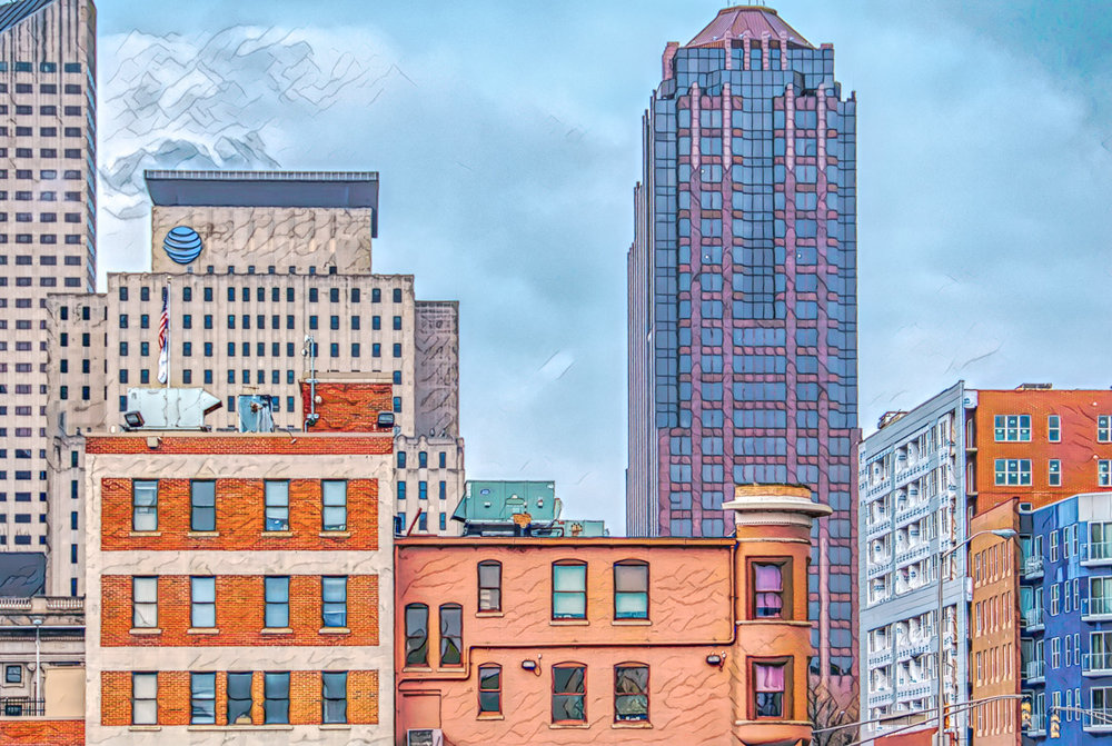 Colorful City,  for sale at my  Photos & Digital Art Shop .