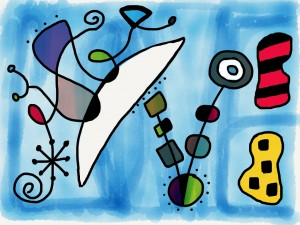 love doodle miro