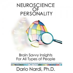 neurscience of personality book cover