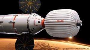 mars ship