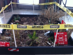 landmines sandbox