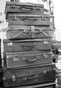 """Suitcases"" by malias"