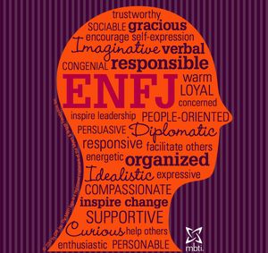 Living and working with ENFJ preferences — Doris Füllgrabe