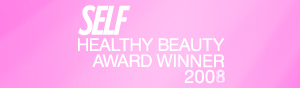 December 2008: PeaceKeeper's  Eco-Sensual Lip Balm  wins  Self Magazine's  2008 Healthy Beauty Award for Best Lip Balm!
