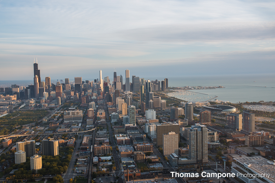 Chicago Helicopter Tour