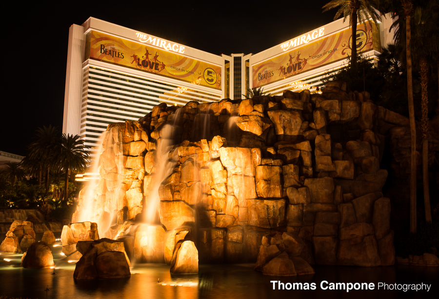 The Mirage - Las Vegas