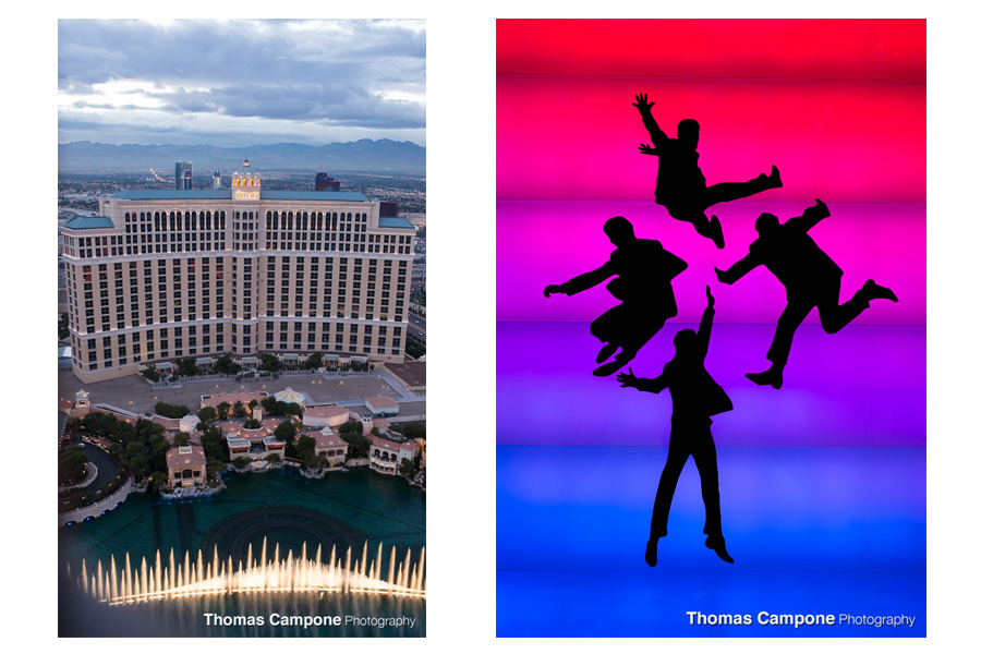 The Bellagio Las Vegas and The Beatles
