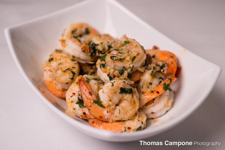 Cilantro Garlic Shrimp