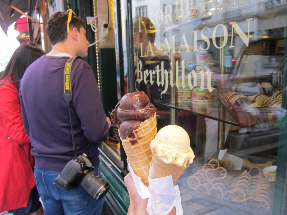 Berthillon Ice Cream
