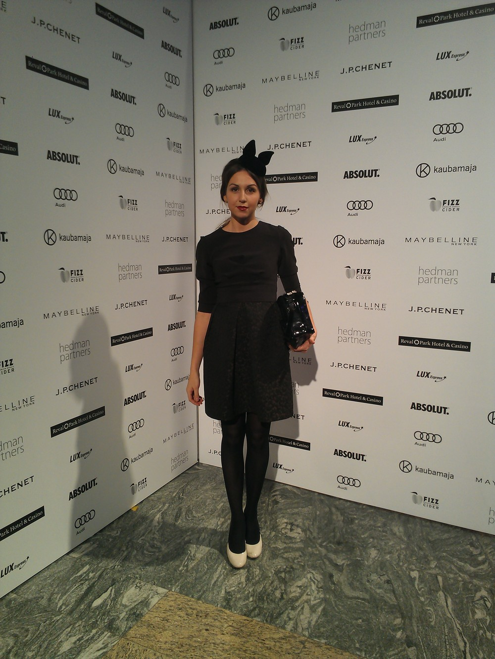 Estonian designer Vera Lustina