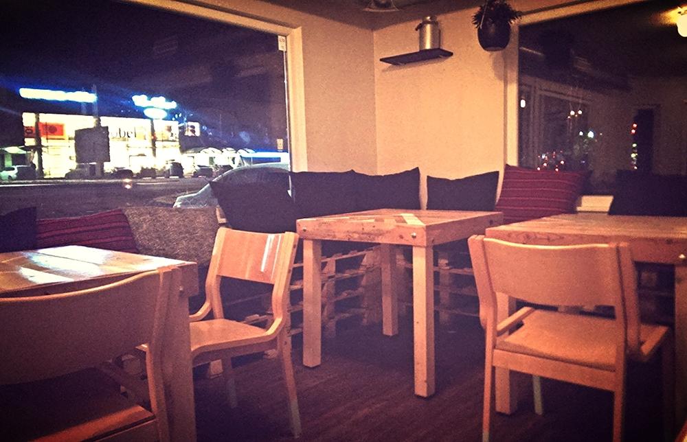 Üülits Diner, Tallinn