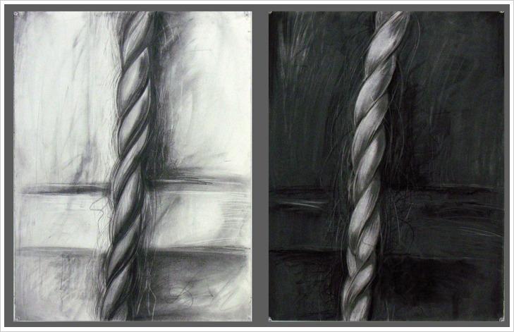 "Untitled, 2005    24"" X 36"""