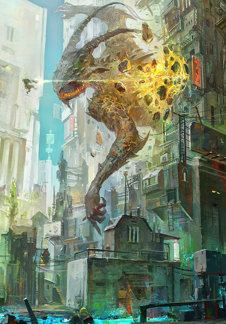 Art by Su Jian