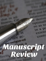 Get guidance and feedback on your manuscript with our manuscript review, $500