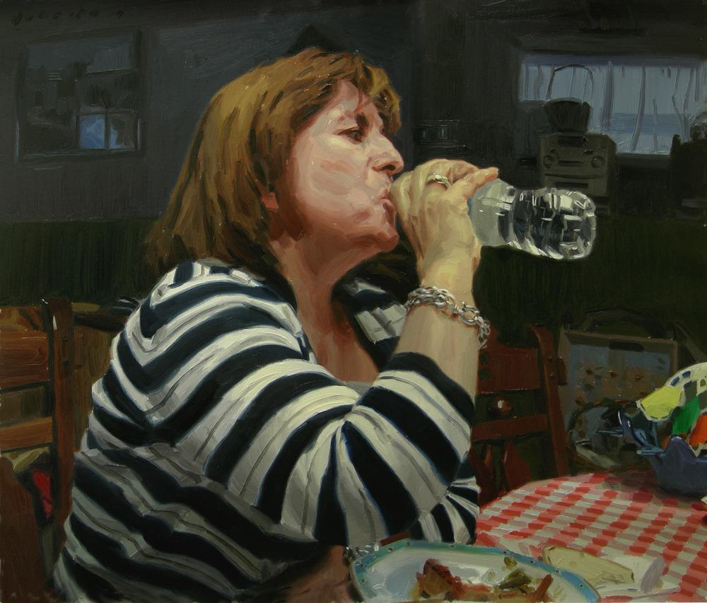 WATER DRINKER
