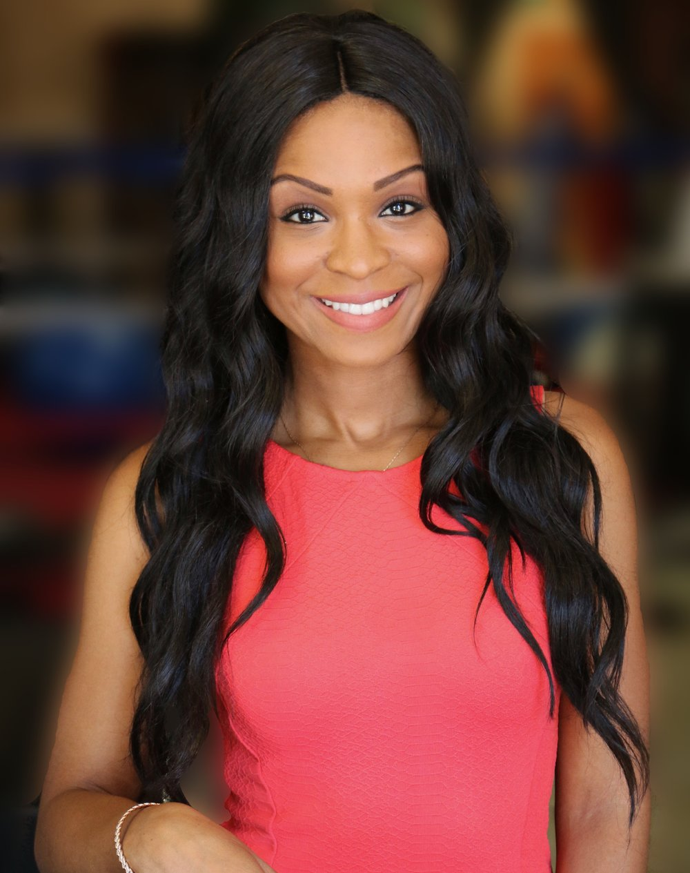 "Melanie Eke is a TV/Radio Personality and Personal Development Influencer from Los Angeles, CA.  Melanie Has Hosted local TV, digital radio, and numerous live events around Los Angeles.  Currently, Melanie is a Media Personality for Rich Girl Network in addition to producing her own content.  She's also a Co-Host on KLBP 99.1 FM's Hollywood Show Live- On the Air radio show in Long Beach, CA, which is also televised via syndication.  In 2017, Melanie participated in Oxygen's competition reality series ""The Battle of the Ex-Besties,"" where she embarked on a one-of-a-kind competition experience testing her physically, mentally, and emotionally! This experience inspired Melanie to found My Friendship Values, a nonprofit that empowers young ladies to develop and maintain healthy friendships.  Beyond her work with young ladies, Melanie strives to empower all young adults to develop and maintain not only healthy friendships, but healthy relationships of all types.  Melanie also launched the empowerment brand People U Should Know, which highlights people positively impacting their industries and communities.  Her ultimate vision is to empower countless individuals to become their best selves and achieve fulfillment in everything they do!   Contact her at: FB, Twitter, IG- @MelanieCEke"