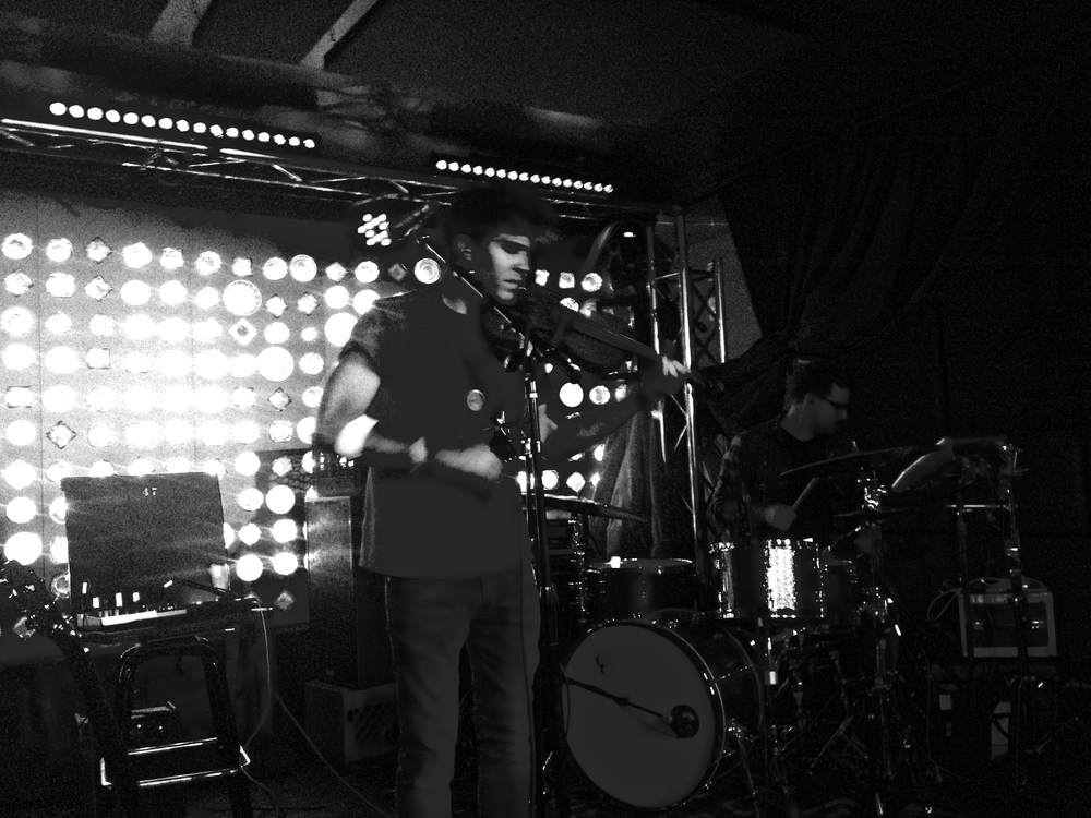 lo-fang at babys all right 2/28/14